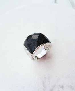 ANILLO COSMIC GIRL AVENTURINA
